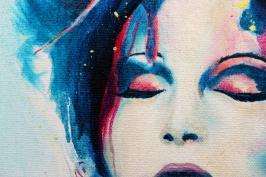 Arctic-Dream-detail_face_oil_on_canvas_85x45cm