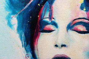 Arctic-Dream-detail_face_oil_on_canvas_85x45cm